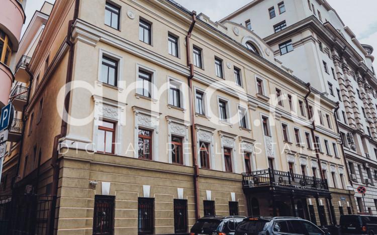Поиск помещения под офис Щетининский переулок аренда офиса в москве кутузовская без ком